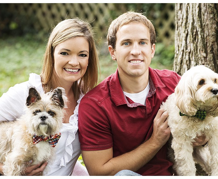 Everett & Ashley - Louisville Portraits