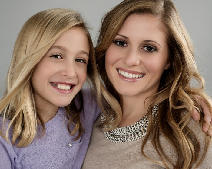 Alize & Zoey - Chicago Mother/Daughter Portraits